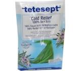 Tetesept Nachlazení Eukalyptus + Rozmarýn 100% Mořská sůl pro prokrvení celého těla 80 g Cold Relief