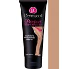 Dermacol Perfect voděodolný zkrášlující tělový make-up odstín Sand 100 ml