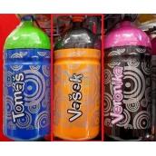 Nekupto Láhev pro zdravé pití s názvem Vašek 0,5 l 1 kus