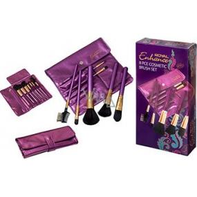 Royal Enhance Brush Set sada kosmetických štětců 8 kusů