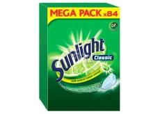 Sunlight Classic Tablety do myčky nádobí 84 kusů