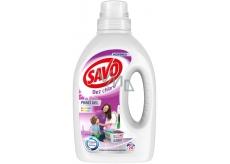 Savo Bez chloru Color prací gel na barevné prádlo 20 dávek 1 l
