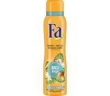 Fa Island Vibes Bali Kiss antiperspirant deodorant sprej 150 ml