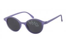 Dudes & Dudettes Sluneční brýle pro děti fialové DD16001