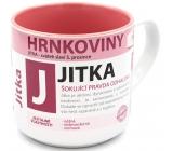 Nekupto Hrnkoviny Hrnek se jménem Jitka 0,4 litru