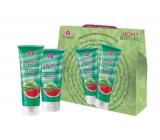 Dermacol Aroma Ritual Vodní meloun sprchový gel 250 ml + tělové mléko 200 ml, kosmetická sada