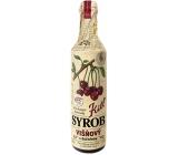 Kitl Syrob Bio Višeň s dužinou sirup pro domácí limonádu 500 ml