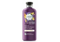 Herbal Essences Nourish Passion Flow & Rice Milk Kondicionér s mučenkou a a rýžovým mlékem, pro vyživené vlasy, bez parabenů 360 ml