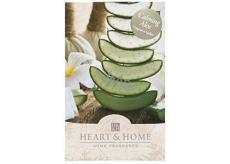 Heart & Home Zklidňující aloe vonný sáček 100 ml