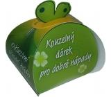 Kappus Přírodní mýdlo z rostliných olejů Kouzelný dárek pro dobré nápady 50 g