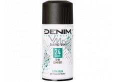 Denim Performance Extra Fresh pěna na holení pro muže 300 ml