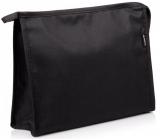 Diva & Nice Kosmetická kabelka pánská černá 26 x 25 x 9,5 cm