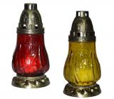 Admit Lampa skleněná 18 cm 30 g LA 310 různé barvy