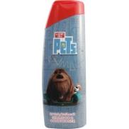 Tajný život mazlíčků 2v1 vlasový šampon a kondicionér pro děti 400 ml
