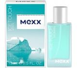 Mexx Ice Touch Woman toaletní voda 30 ml