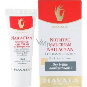 Mavala Nutritive Cream vyživující krém na nehty 15 ml