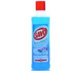 Savo Jarní svěžest Bez chloru tekutý čistící a dezinfekčí přípravek na podlahy 1 l