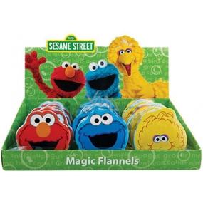 Sesame Street magická žínka pro děti 30 x 30 cm 1 kus