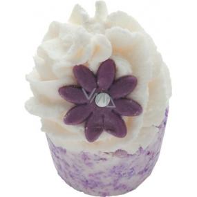 Bomb Cosmetics Fialová noc - Violet Night Špalíček do koupele 50 g