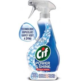 Cif Power & Shine Koupelna tekutý čistící přípravek rozprašovač 500 ml