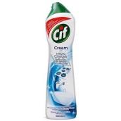 Cif Cream bílý abrazivní čistící tekutý písek 500 ml