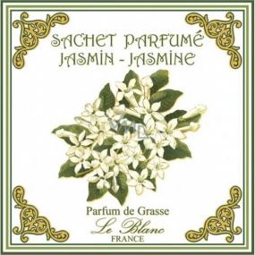 Le Blanc Jasmine - Jasmín Vonný sáček 11 x 11 cm 8 g