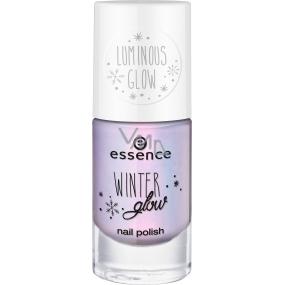 Essence Winter Glow Nail Polish lak na nehty 03 Lumos 8 ml