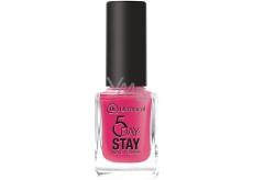 Dermacol 5 Day Stay Dlouhotrvající lak na nehty 16 Miami Style 11 ml