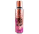 Material Girl Turn Up the Heat parfémovaný tělový sprej pro ženy 250 ml