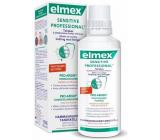 Elmex Sensitive Professional Pro-Argin ústní voda s aminfluoridem, bez alkoholu 400 ml