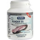 Dr. Clauders Plaque EX Forte snižuje riziko zubního plaku doplněk stravy pro psy 100 g
