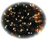 Emos Osvětlení vánoční 76 m, 768 LED teplá bílá + 5 m přívodní kabel