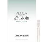 Giorgio Armani Acqua di Gioia parfémovaná voda pro ženy 1,2 ml s rozprašovačem, Vialka