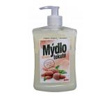 Mika Kiss Mandle tekuté mýdlo 500 ml