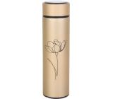 Albi Termoláhev Květina zlatá matná 500 ml
