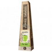 Bohemia Gifts & Cosmetics Horká extra jemná výběrová mléčná čokoláda Pro štěstí 30 g