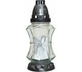 Admit Lampa skleněná střední Mašle 19,5 cm 30 g LA 81