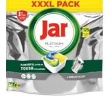 Jar Platinum All in One Lemon kapsle do myčky nádobí 125 kusů