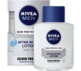 Nivea Men Silver Protect voda po holení 100 ml