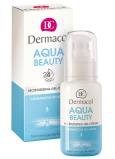 Dermacol Aqua Beauty hydratační gel-krém pro denní i noční péči 50 ml