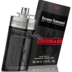 Bruno Banani Dangerous Man toaletní voda 30 ml