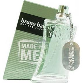 Bruno Banani Made toaletní voda pro muže 75 ml