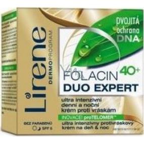 Lirene Folacin Duo Expert 40+ ultra intenzivní krém proti vráskám 50 ml