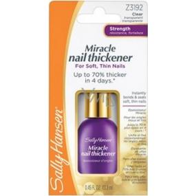 Sally Hansen Miracle Nail Thickener posilující lak na nehty 13,3 ml