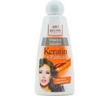 Bione Cosmetics Keratin & Panthenol regenerační vlasový balzám pro všechny typy vlasů 260 ml