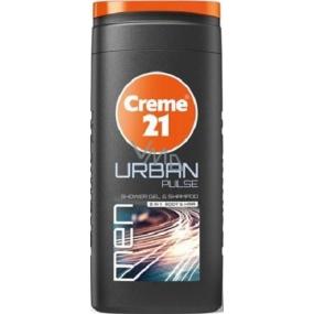 Creme 21 Urban Pulse Men sprchový gel pro muže 250 ml