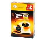 Fino Kávové filtry 80 ks 4 velikost