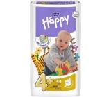 Bella Happy 4+ Maxi Plus 9-20 kg plenkové kalhotky 44 kusů