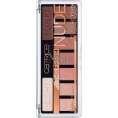 Catrice The Fresh Nude Collection Eyeshadow Palette paleta očních stínů 010 Newly Nude 10 g