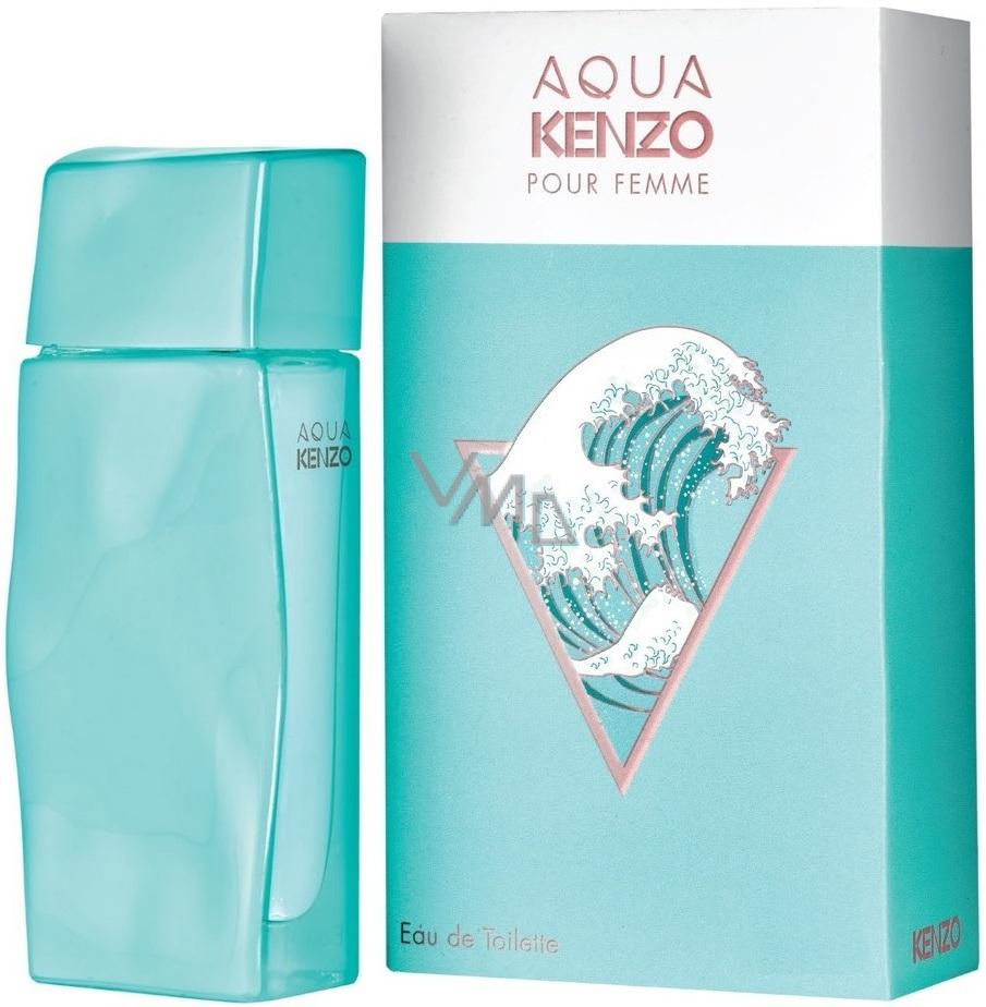 Toilette Ml Femme Aqua 30 Kenzo Eau Spray Pour De qARFfwgx